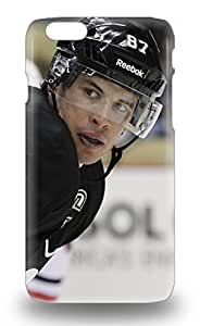 Awesome Case Cover Iphone 6 Defender Case Cover NHL Pittsburgh Penguins Sidney Crosby #87 ( Custom Picture iPhone 6, iPhone 6 PLUS, iPhone 5, iPhone 5S, iPhone 5C, iPhone 4, iPhone 4S,Galaxy S6,Galaxy S5,Galaxy S4,Galaxy S3,Note 3,iPad Mini-Mini 2,iPad Air ) 3D PC Soft Case