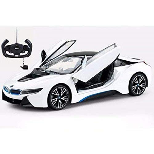 'Radio Control 71010 - 1: 14 BMW i8 CAR -  White
