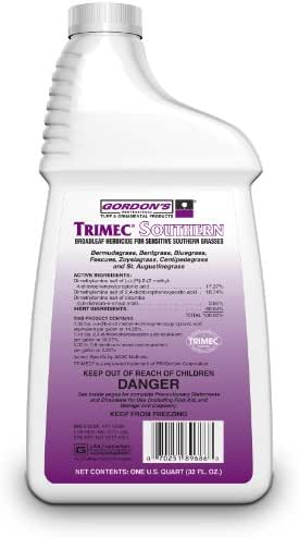 Trimec Southern Broadleaf Herbicide Quart
