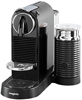 Magimix 11317 Nespresso Citiz y Milk máquina de café, 1870 W, Negro por Magimix: Amazon.es: Hogar
