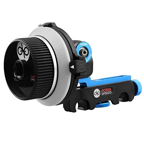 41qT5rOFLiL - Fotga DP3000 M3 Matte Box for Follow Focus 15mm Rail Rod Rig Nikon Canon Sony Dslr Cameras
