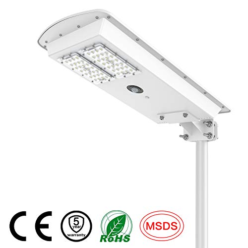 Led Street Light Conversion