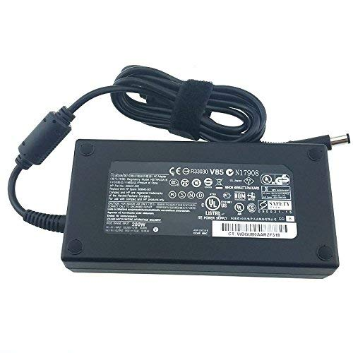 laptop adpater 19.5V 10.3A AC adapter for HP EliteBook 8570w laptop charger 608431-002 609945-001 644698-002 HSTNN-CA16 HSTNN-CA24
