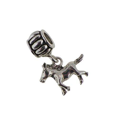 Horse Animal Italian Charms - 5