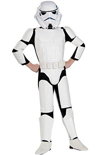 Star Wars Child's Deluxe Stormtrooper, ()