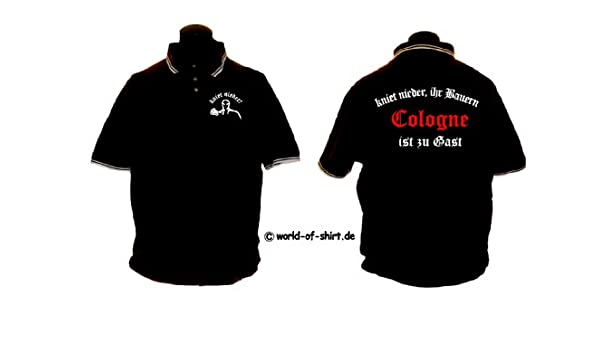 World-of-camiseta de Polo para hombre Colonia ultras arrodillaos ...