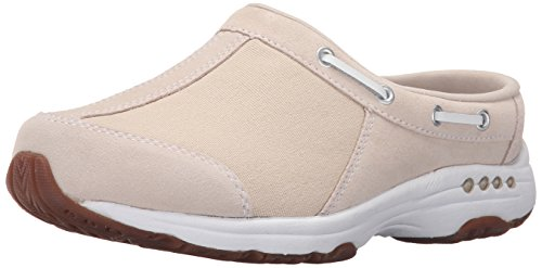 Easy Spirit Vrouwen Travelport Mule, Natural, 7 W Us