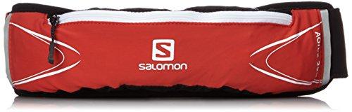 Salomon Agile Belt 250 , Bright Red/Asphalt