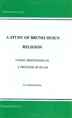 A Study of Brunei Dusun religion
