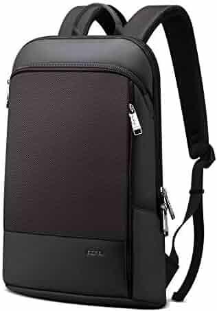 BOPAI 15 inch Super Slim Laptop Backpack Men Anti Theft Backpack Waterproof College Backpack …