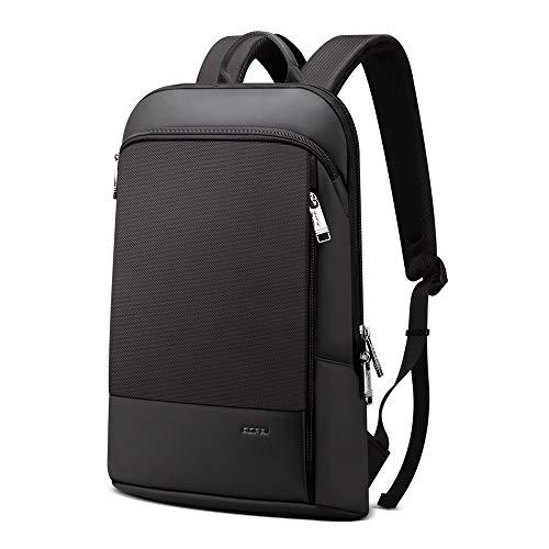 BOPAI 15 inch Super Slim Laptop Backpack Men Anti Theft