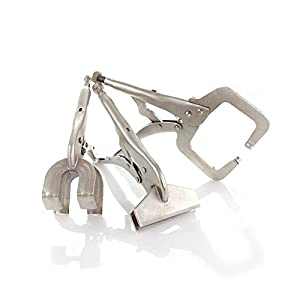 Capri Tools Locking Welding Clamp from Capri Tools