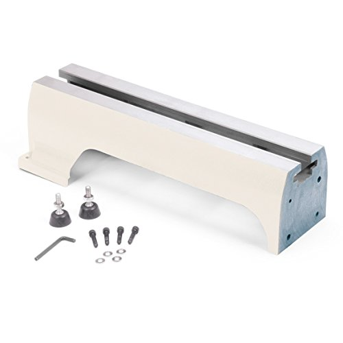 Lathe Bed Extension - Steelex ST1009 Bed Extension For ST1008,
