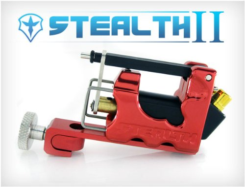 NEW STEALTH 2.0 SET Liner & Shader Tattoo Machine - Stealth Sets