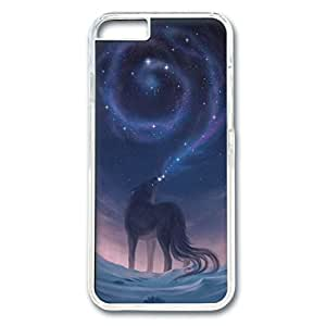 iPhone 6 Plus Case,Fashion Durable Transparent Side DIY design for Apple iPhone 6 Plus(5.5 inch),PC material iPhone 6 Plus Cover ,Safeguard Phone from Damage ,Designed Specially Pattern with Wolf Howling Star. by ruishername