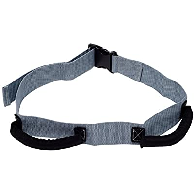 Two Handled Patient Transfer Handling Belt, Walking Gait Belt with Quick Release Buckle, Medical Nursing Safety Transfer Assist Device - Elderly, Disabled, Pediatrics and Physical Therapy