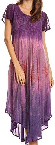 Hippie Chic Maxi Dress - 3