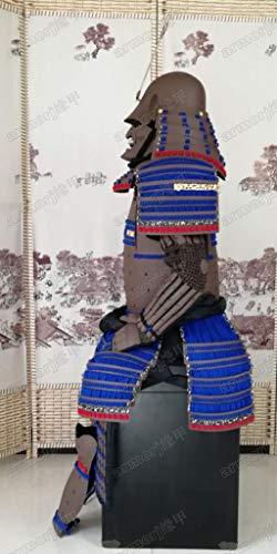 Amazon.com: Rüstung Samurai Sakakibara Yasumasa - Traje de ...