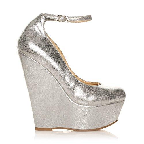 UK UK UK Chaussures Compensées Femme ShuWish ShuWish Compensées ShuWish Chaussures Femme xEdUC0qxw