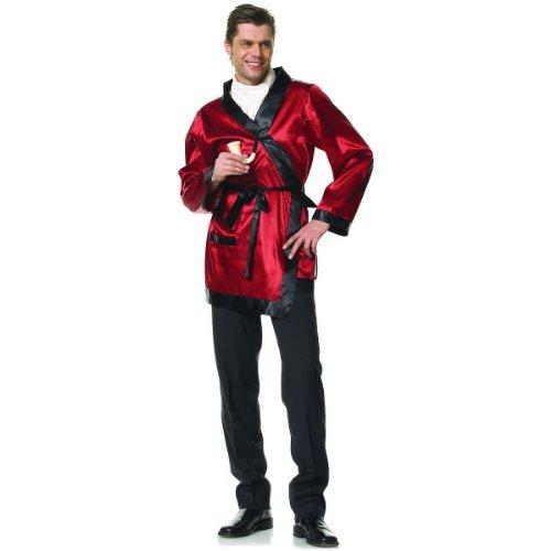 Halloween Smoking Jacket (Ultimate Bachelor Costume - One Size - Chest Size)
