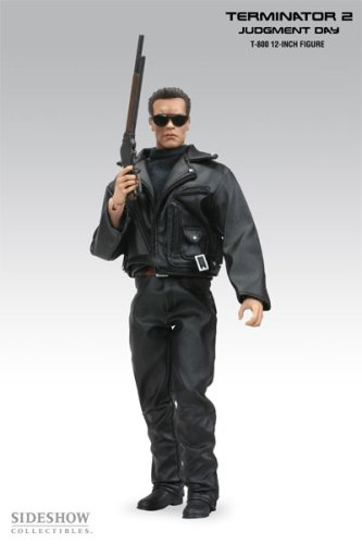 Sideshow T-800 Terminator 2: Judgment Day 12 inch Action Figure