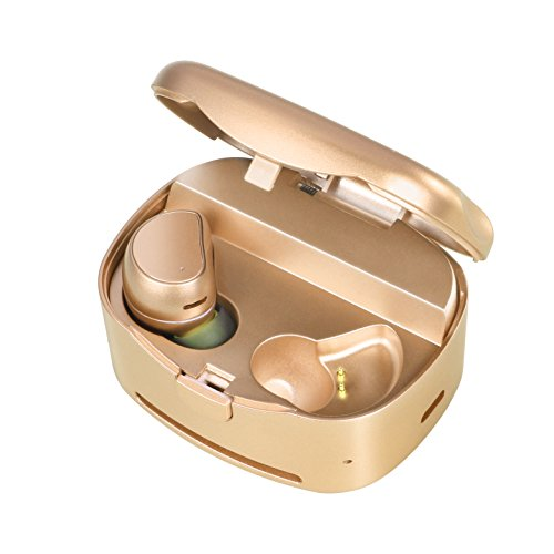 True Wireless Earbuds Bluetooth Earphone Dual V4.1 Bluetooth Headphones with Built-in Mic...