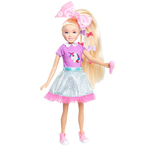 - Nickelodeon Jojo Siwa Singing Doll 'Kid in a Candy Store