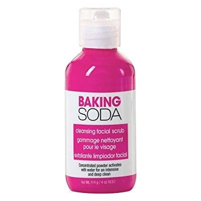 Exfoliate Face With Baking Soda - 2