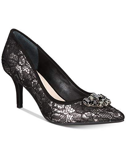 Alfani Womens Jaliyah Pointed Toe Classic Pumps, Black, Size 7.5