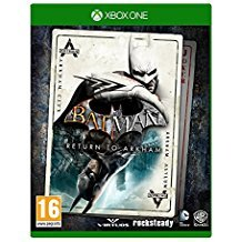 Batman: Return to Arkham (UK)