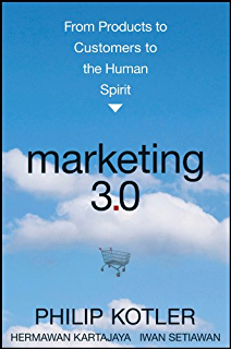 Amazon kotler on marketing how to create win and dominate marketing 30 from products to customers to the human spirit fandeluxe Choice Image