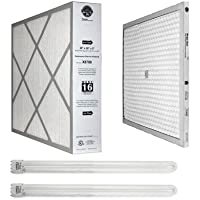 Wholehouse Lennox X8795 MERV 16 Maintenance Kit for PureAir Air Cleaner Model PCO20-28