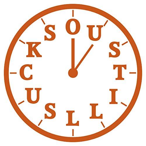 OU Sucks Sticker, OU Still Sucks Clock, Texas Decal