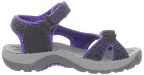 Keen - Sandalias deportivas para niño gris - violet 30