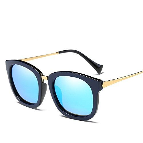 De RinV Gafas De Mujer Mujeres Cuadrado Colores Sol F Y Protección Moda C Sol De Gafas Solar Polarizado Gafas Películas Hombres r7qngrZx