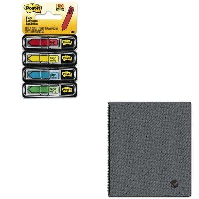 KITAAG70260X45MMM684SH - Value Kit - At-a-Glance Monthly Planner (AAG70260X45) and Post-it Arrow Message 1/2amp;quot; Flags (Aag70260x45 Monthly Planner)