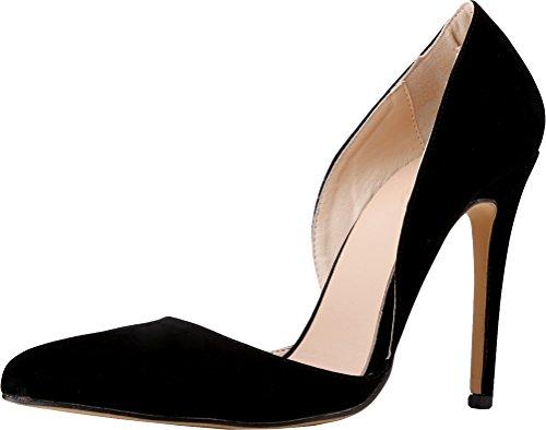 Salabobo Sandales Plateforme femme - Noir - noir i7OFuta1M9,