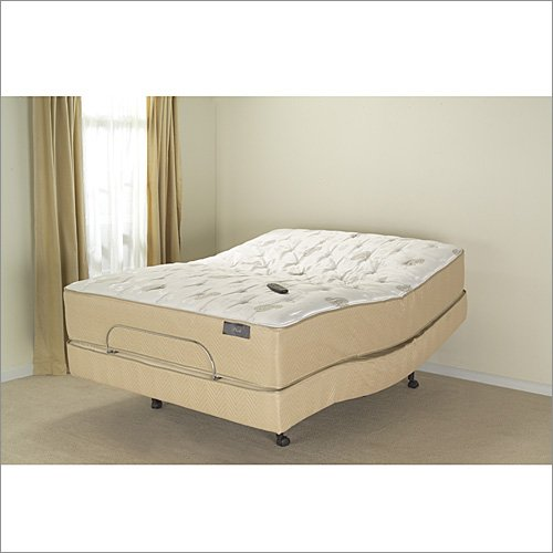 Adjustables by Leggett & Platt 4AK151 Adjustables S-Cape Bed Frame, Full For Sale