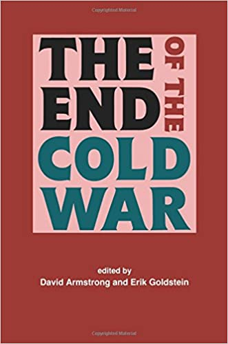 Book The End of the Cold War