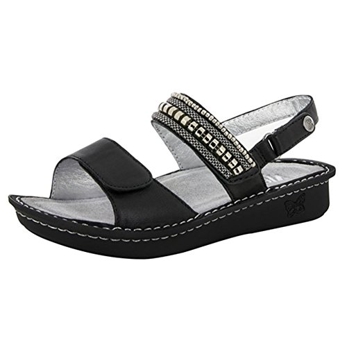Joy Womens Verona Sandal Coal Chain Gang