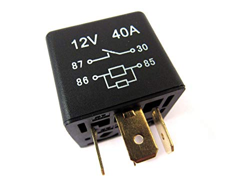 Land Rover Multi-Function Relay YWB10012L for Discovery 2, Freelander, Range Rover P38 ()