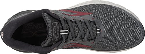 Ebony Mens Red Dark 7 Black PureCadence Brooks wtqpgt