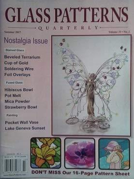 Glass Patterns Quarterly (Summer 2017)