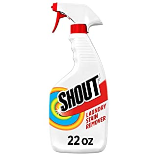 Shout Triple-Acting Laundry Stain Remover Spray for Everyday Stains, 22 fl oz