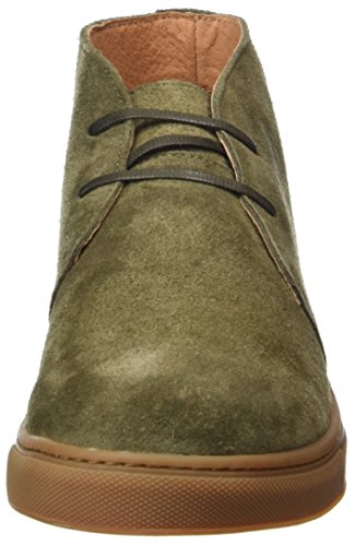 Selected Men's Shndempsey Chukka Sneaker Trainers Green (Green Olive Green Olive) fashionable for sale T5Yqdukjs