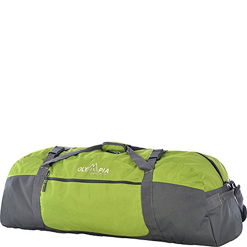 "Olympia 21"" Sports Duffel, Green from Olympia"