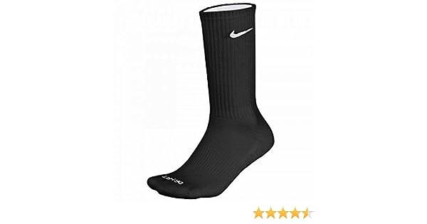 Nike - Calcetines de alta calidad con tecnología Dri-FIT hombre caballero(pack de 3)