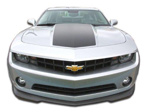 Gmx Front Lip Spoiler - Duraflex ED-FOM-589 GM-X Front Lip Under Spoiler Air Dam - 1 Piece Body Kit - Compatible For Chevrolet Camaro 2010-2013