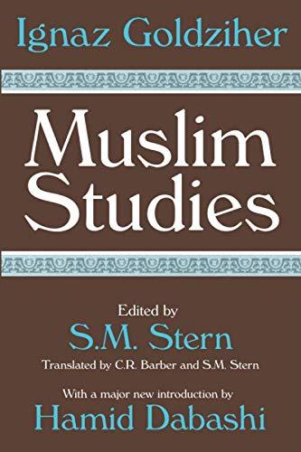 Muslim Studies (v. 1)