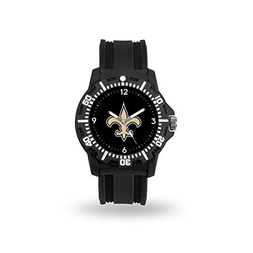 New Nfl Gear - Rico Industries NFL New Orleans Saints Model Three Watch